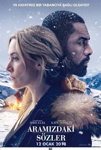 Aramızdaki Sözler (The Mountain Between Us) (2018) Afişi