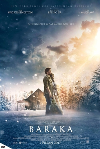 Baraka (The Shack) (2017) Afişi