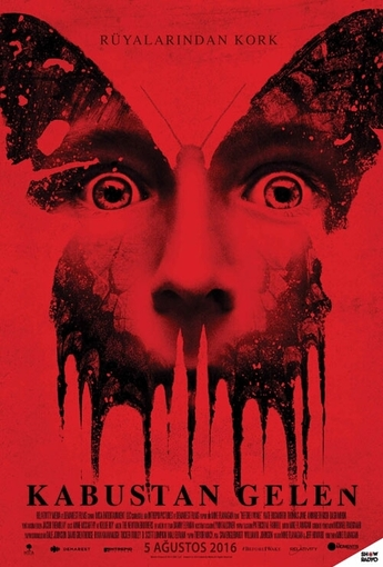 Kabustan Gelen (Before I Wake) (2016) Afişi