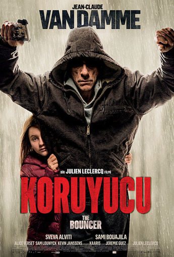 Koruyucu (The Bouncer) (2019) Afişi