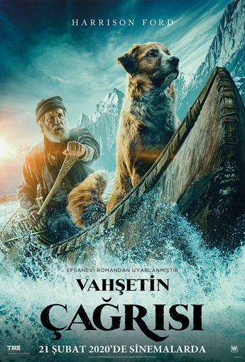 Vahşetin Çağrısı (The Call of the Wild) (2020) Afişi